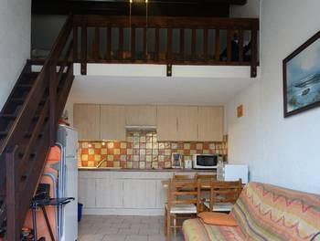 Maison 3 pièces 23,5 m2