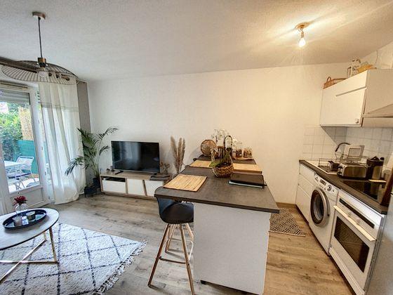Vente appartement 2 pièces 39,4 m2