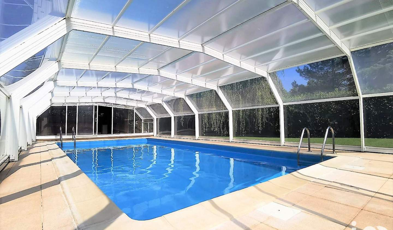 Maison avec piscine et terrasse Amancy