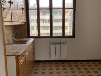 Appartement 3 pièces 52,66 m2