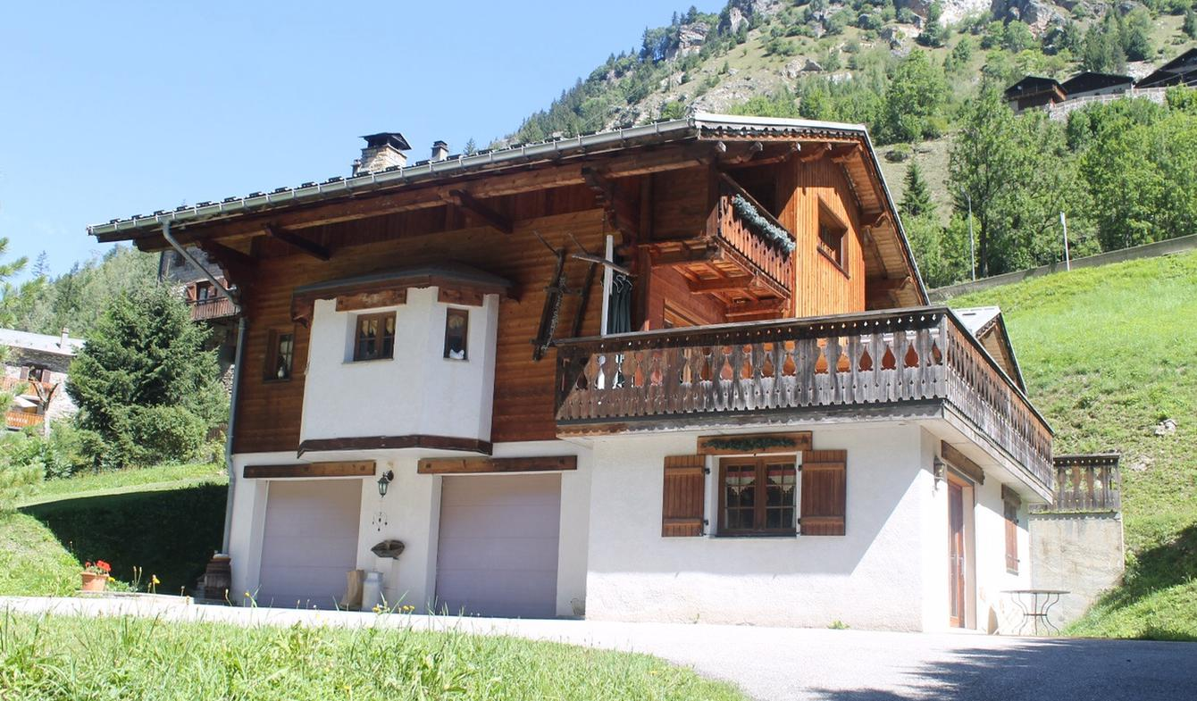 Chalet avec terrasse Planay