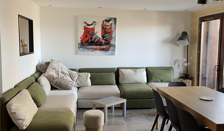 Appartement avec terrasse La Plagne