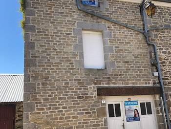 Maison 4 pièces 51,5 m2