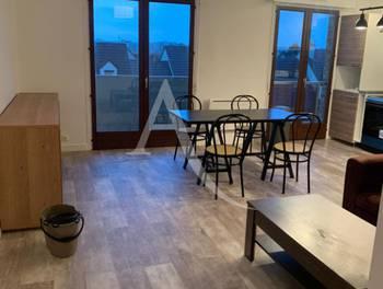 Appartement meublé 2 pièces 44,07 m2