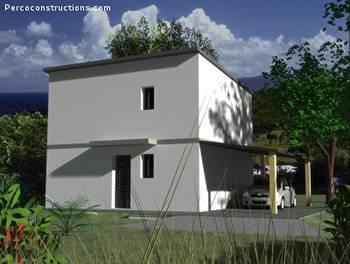 Maison 5 pièces 75,2 m2