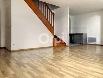 Appartement 2 pièces 57,77 m2