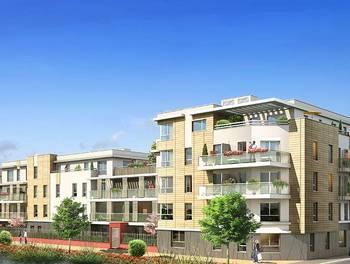 Appartement 3 pièces 56,61 m2