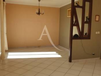 Appartement 3 pièces 74,66 m2