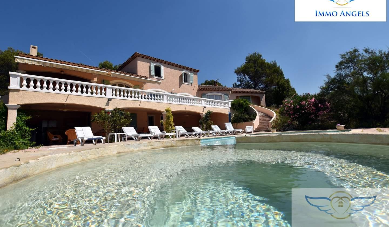 Maison avec piscine et terrasse Lambesc