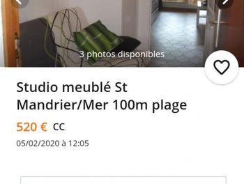 studio à Saint-Mandrier-sur-Mer (83)