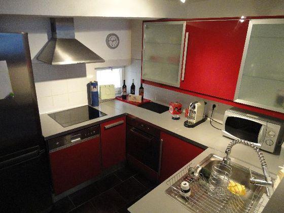 Location appartement meublé 3 pièces 53,93 m2