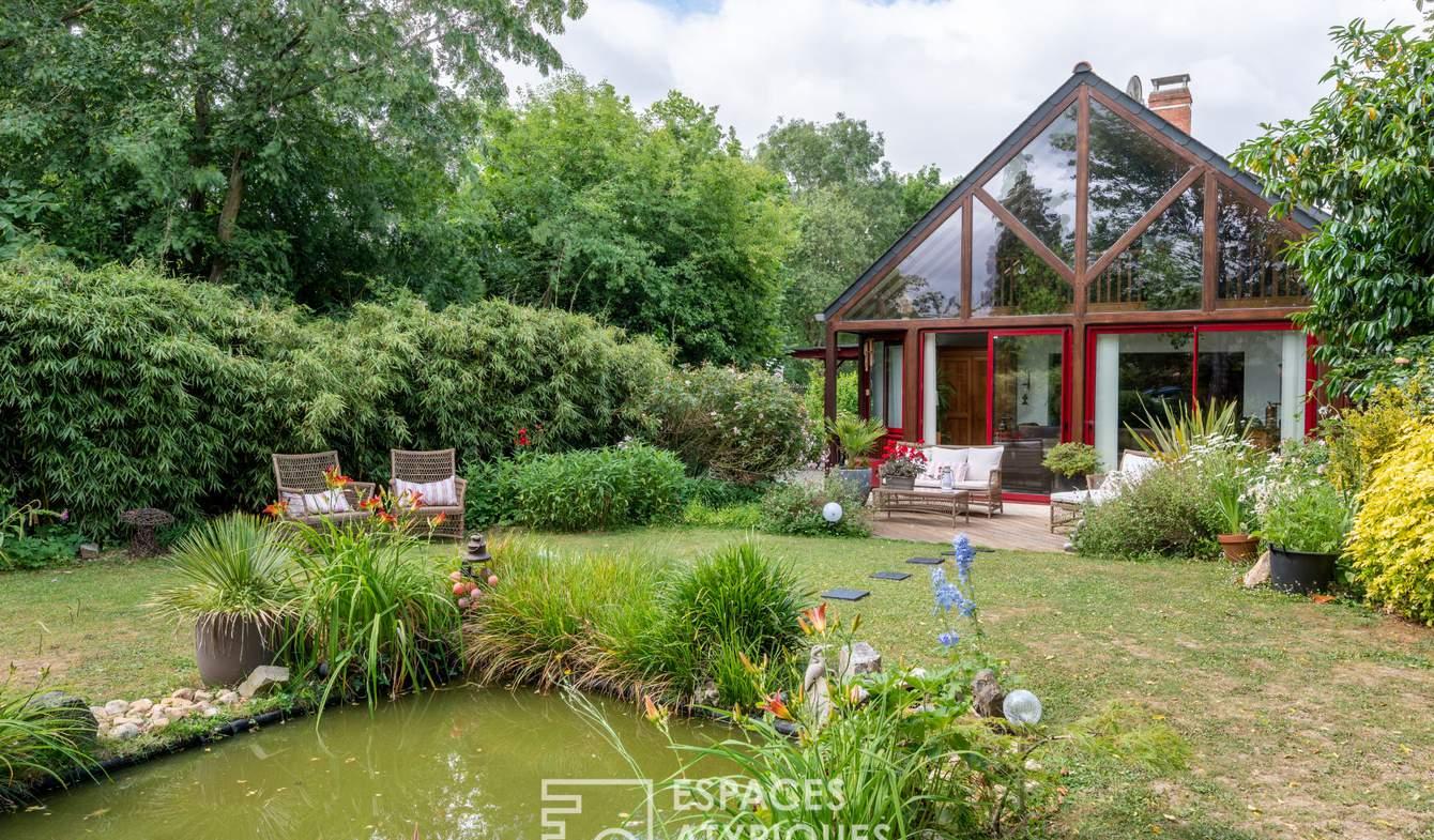 Maison avec terrasse Saint-Senoux
