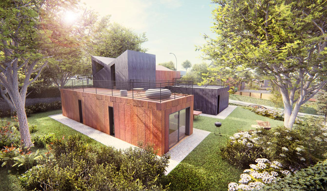 Villa avec jardin et terrasse Galamares