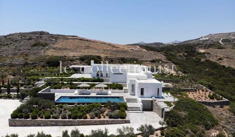 Villa avec piscine Náoussa