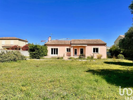 Vente maison 3 pièces 133 m2