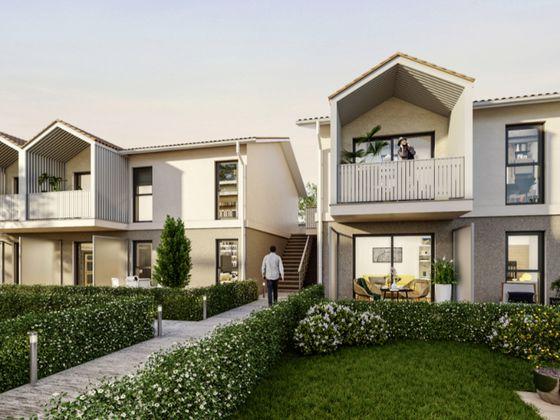 Vente appartement 3 pièces 64,21 m2