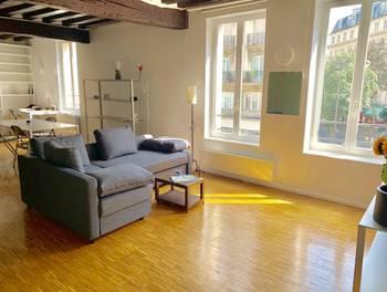 Appartement 2 pièces 62,82 m2