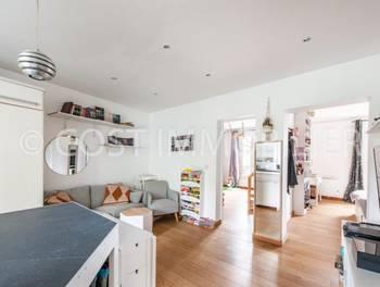 Appartement 3 pièces 49,62 m2