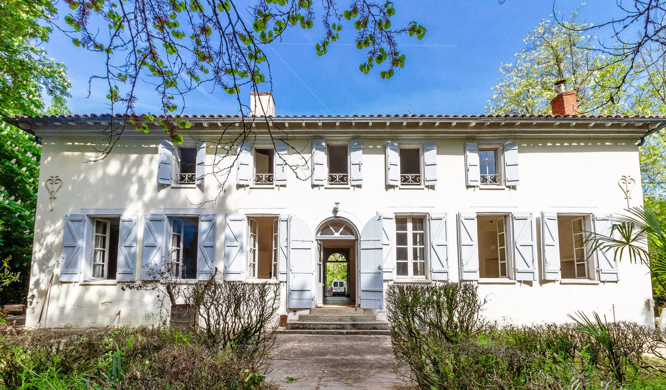 Property with garden Toulouse