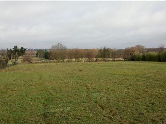 Vente terrain 2400 m2