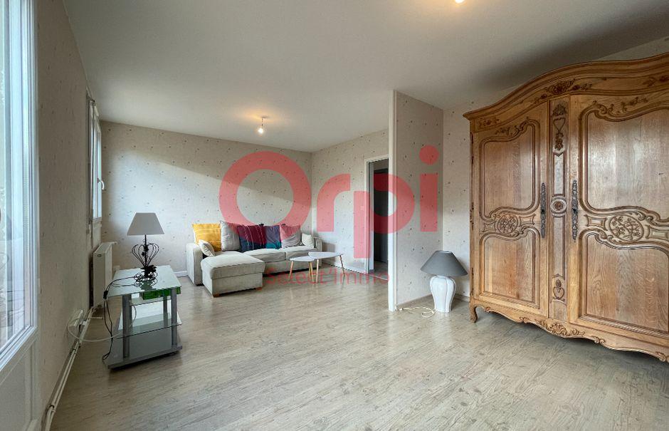 Vente appartement 4 pièces 65.33 m² à Evreux (27000), 129 000 €