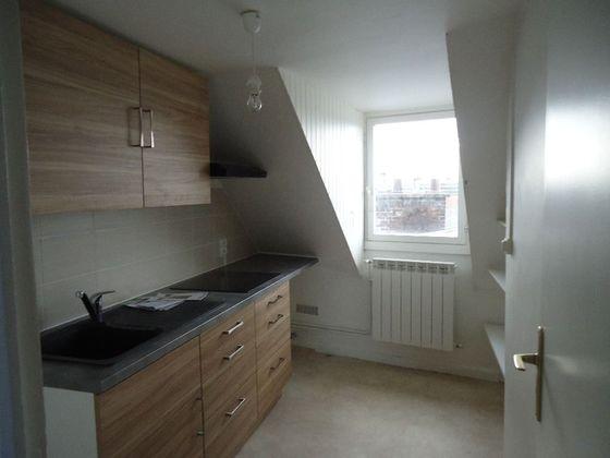 Location appartement 3 pièces 37,87 m2