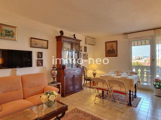Vente appartement 2 pièces 52 m2
