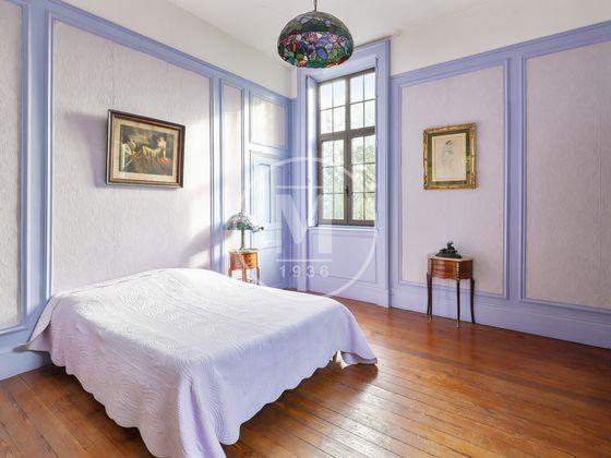 Vente manoir 14 pièces 430 m2