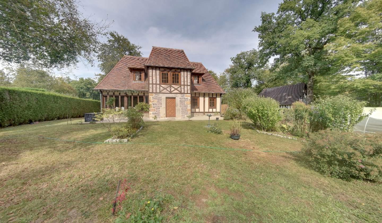 Maison avec terrasse Le Noyer-en-Ouche
