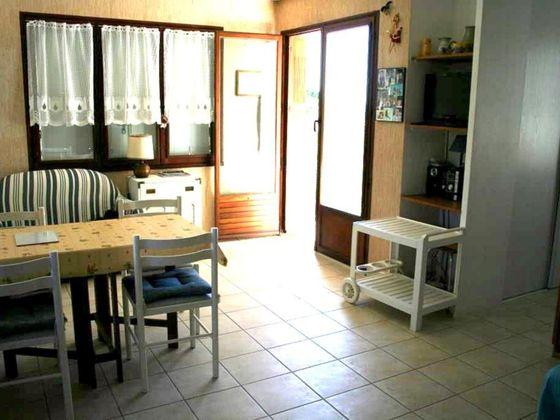 Vente appartement 2 pièces 34,65 m2