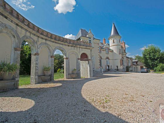 Vente château 10 pièces 43420 m2