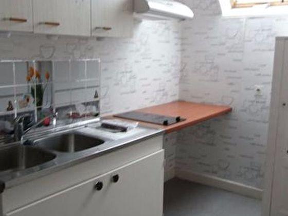 Location appartement meublé 2 pièces 37,92 m2