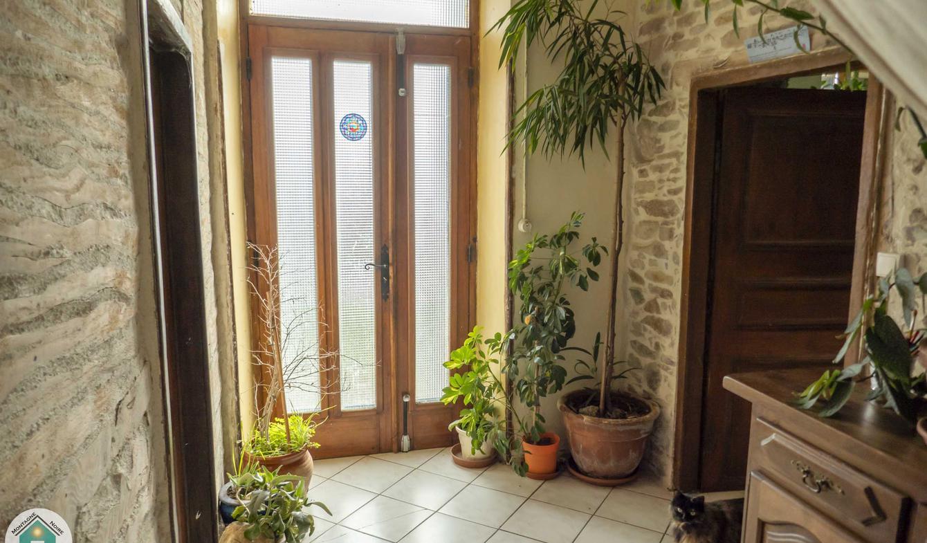 Maison avec jardin Brousses-et-Villaret