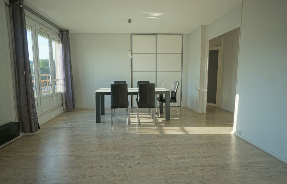 Vente appartement 3 pièces 58 m² à Rouen (76000), 91 600 €
