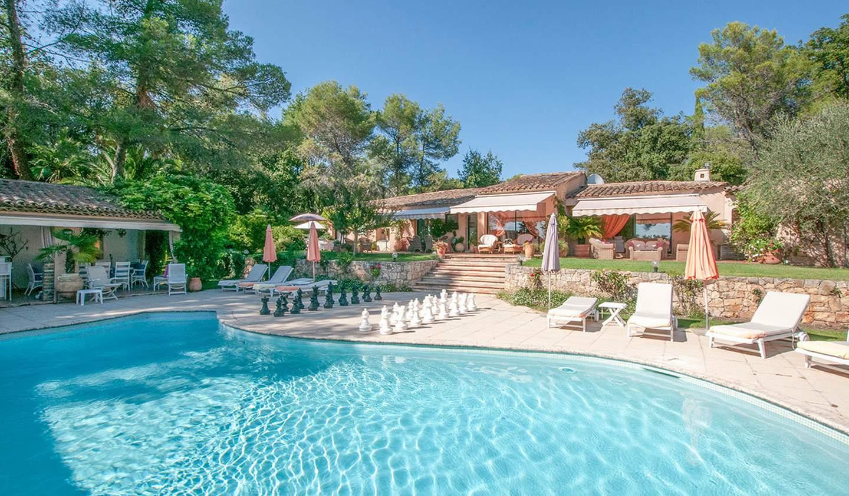 Villa avec piscine Opio
