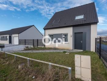 Maison 4 pièces 90,23 m2