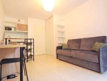 Studio meublé 18,35 m2