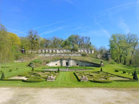 Vente château 40000 m2