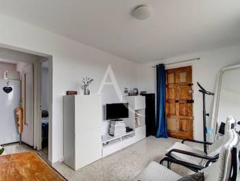 Maison 3 pièces 46,55 m2