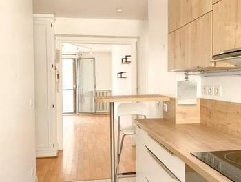 Appartement 3 pièces 59,62 m2