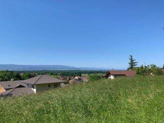 Vente terrain 1396 m2