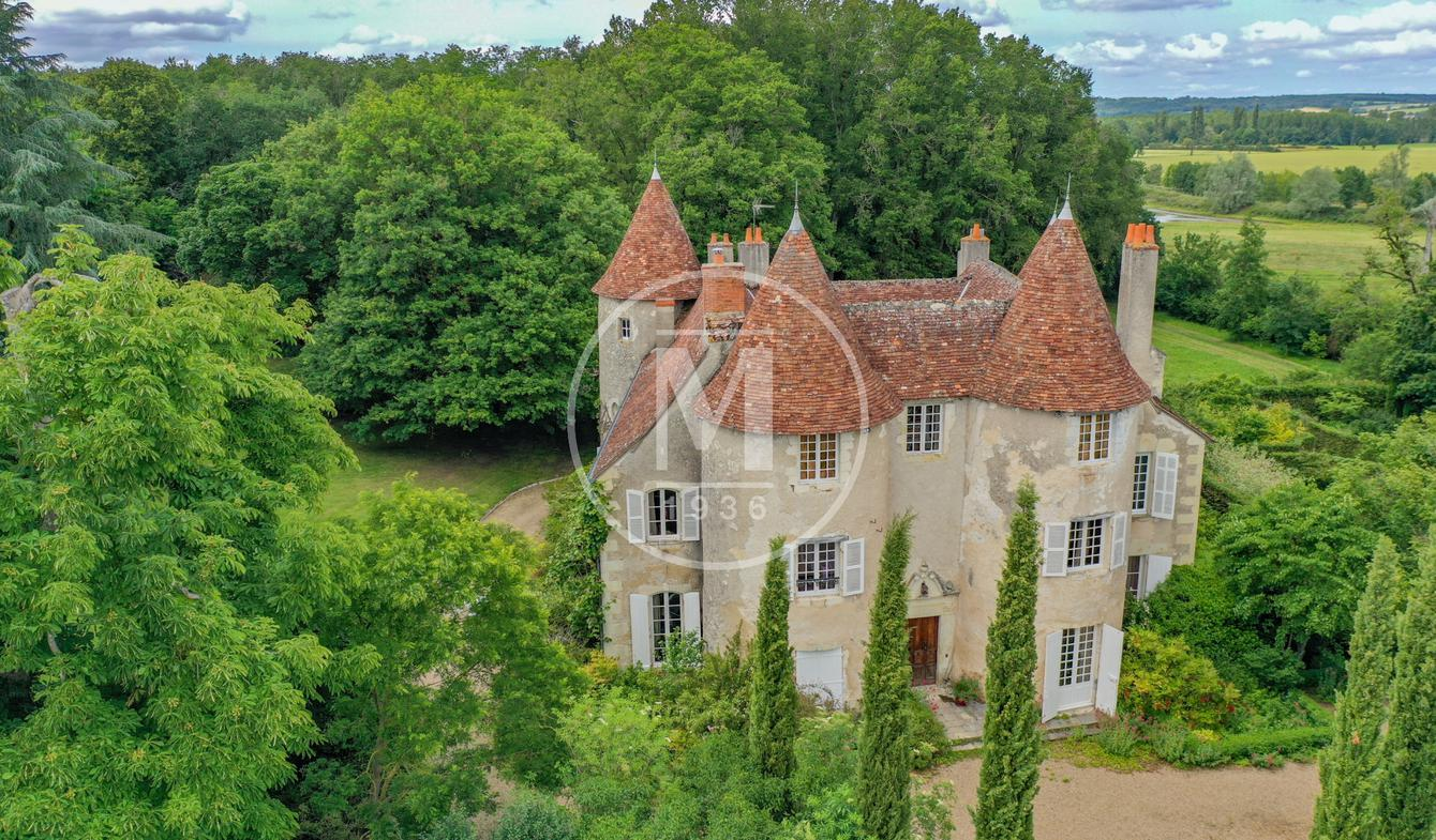 Château Tournon-Saint-Martin