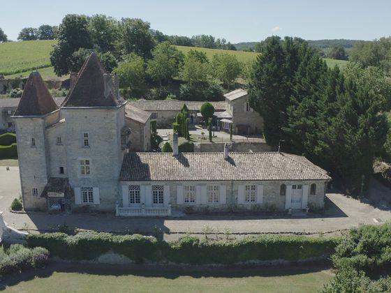 Vente château 18 pièces 750 m2