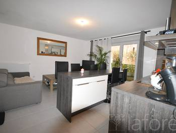 Appartement 2 pièces 50,56 m2
