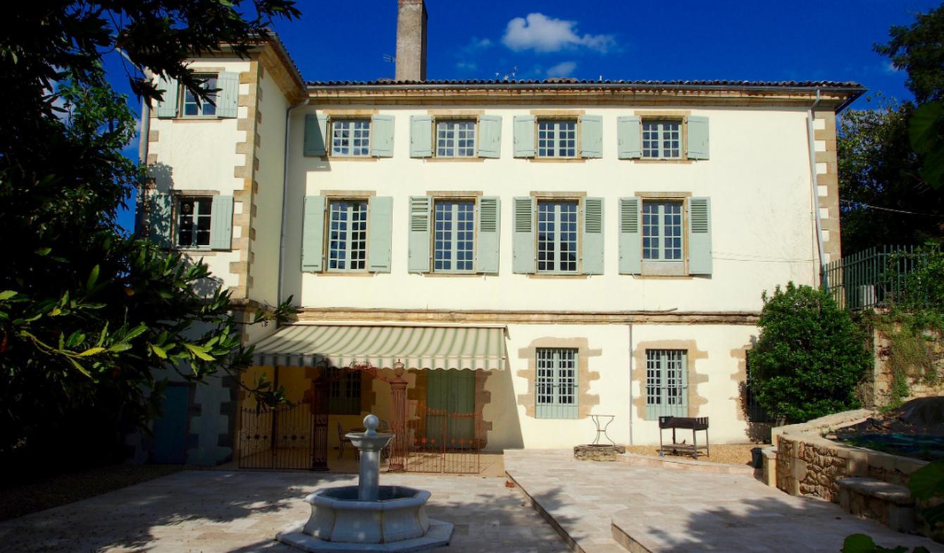 Castle La Réole