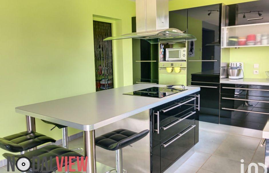 Vente maison 7 pièces 221 m² à Aiserey (21110), 359 000 €
