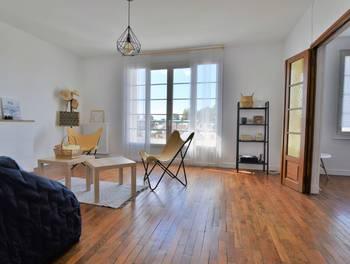 Appartement 4 pièces 72,76 m2