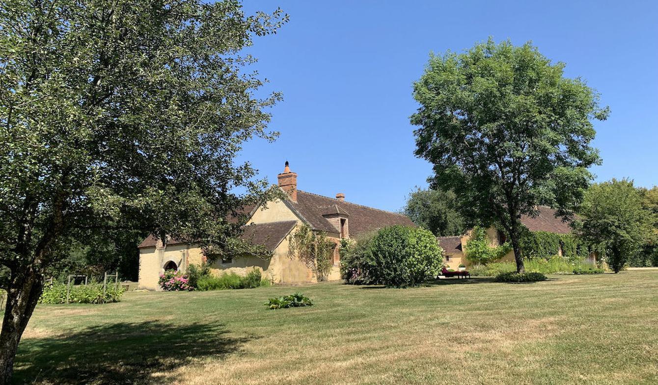 Propriété avec jardin Longny-au-Perche