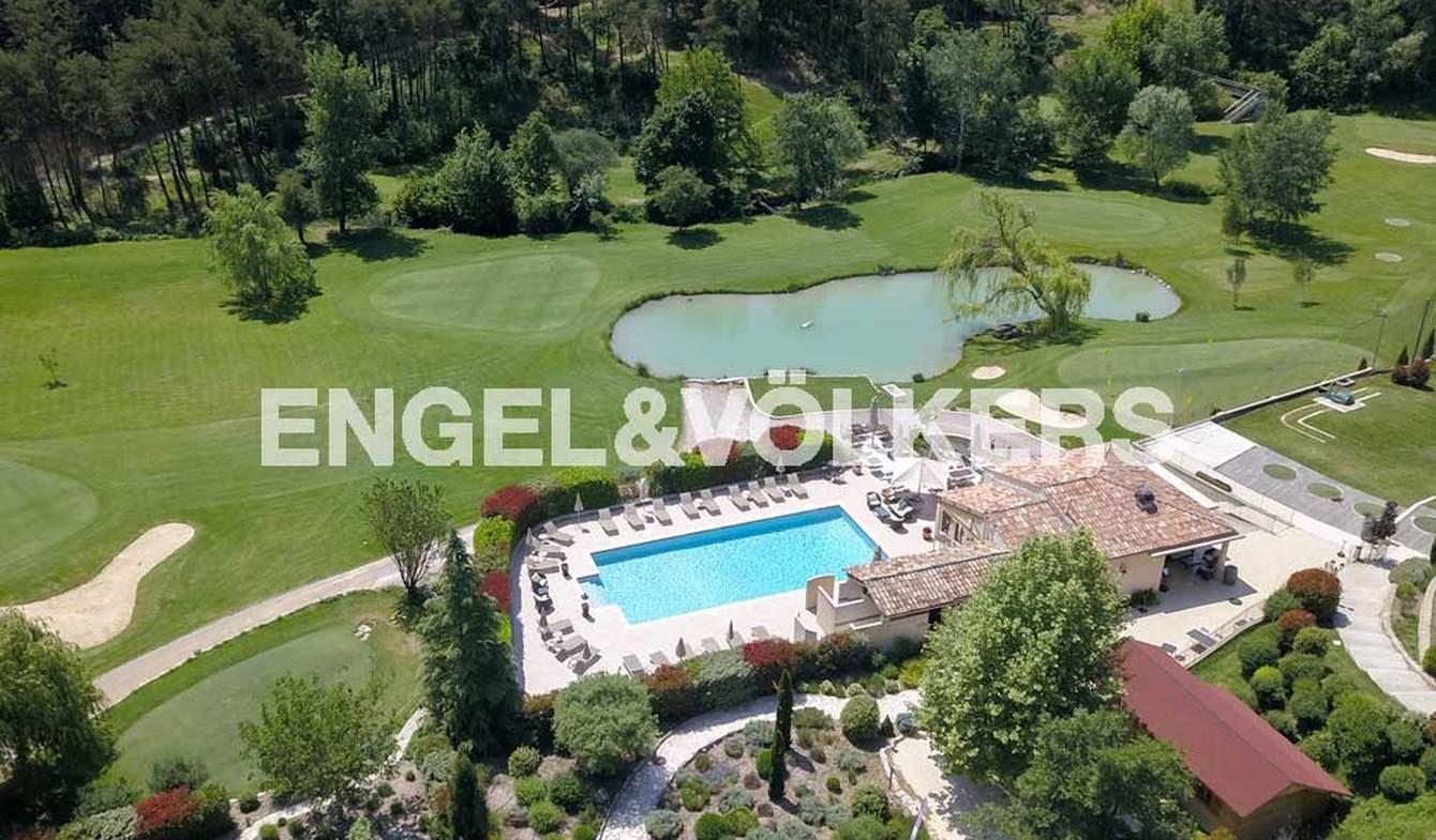 Hôtel avec jardin et salle de réception Alpes-de-Haute-Provence