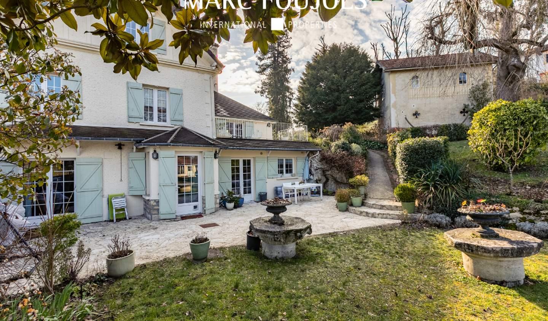 Maison avec terrasse Luzarches
